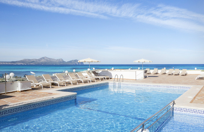 Grupotel Picafort Beach Your Dream Apartments Beside The