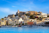 Ibiza: it is holiday time